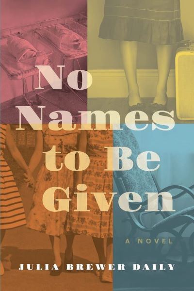 5 STAR REVIEW: NO NAMES TO BE GIVEN by Julia Brewer Daily