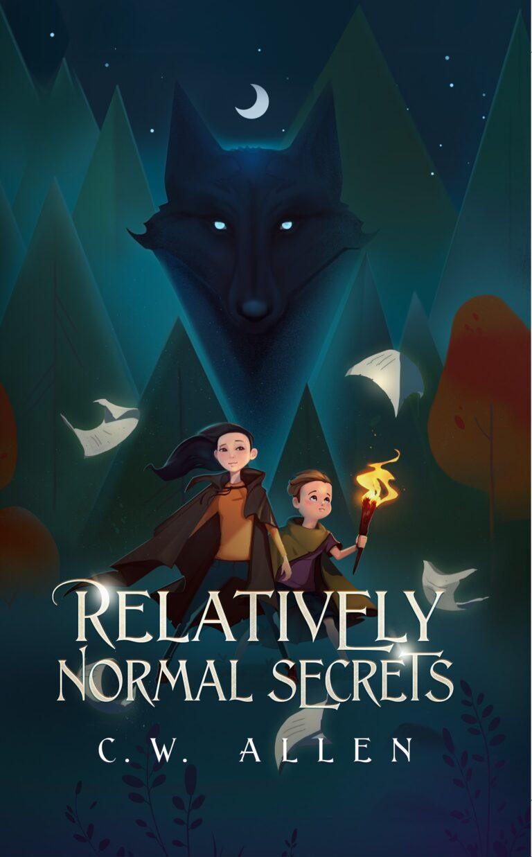 BOOK BLAST: RELATIVELY NORMAL SECRETS by C.W. Allen Plus Giveaway!