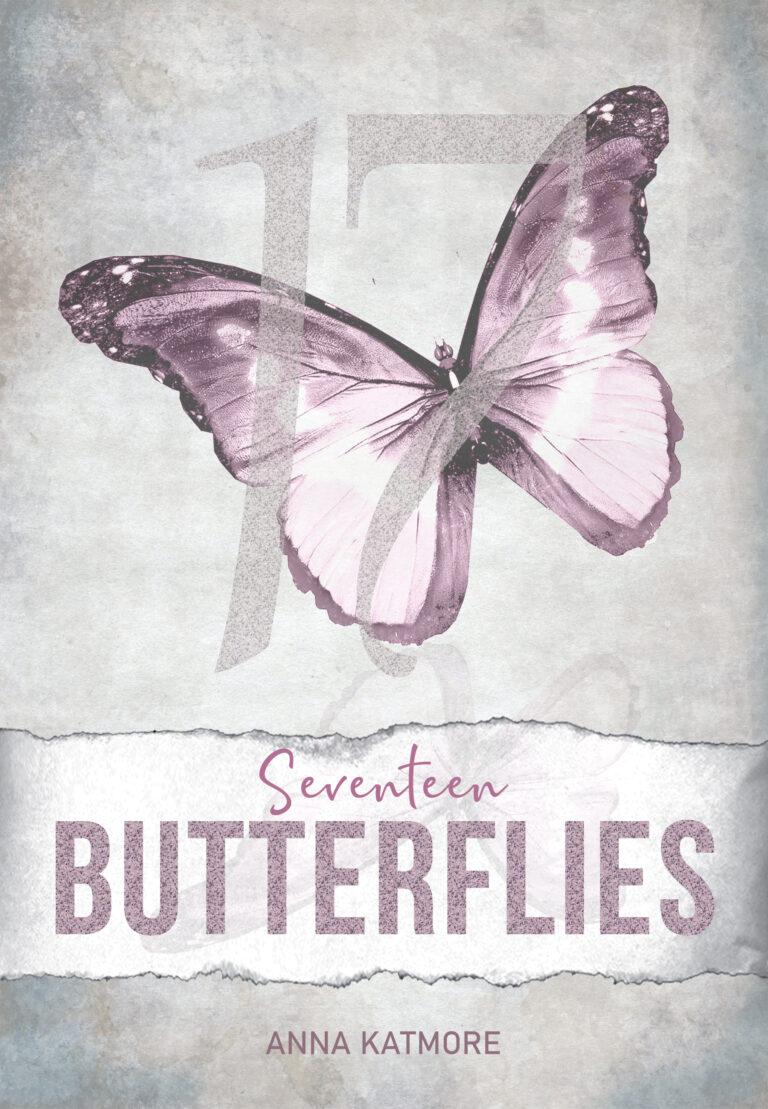 BOOK BLAST: SEVENTEEN BUTTERFLIES by Anna Katmore Plus Giveaway!