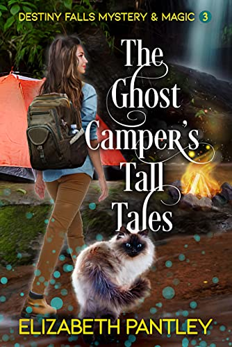 BOOK BLAST: THE GHOST CAMPER'S TALL TALES by Elizabeth Pantley Plus Giveaway!