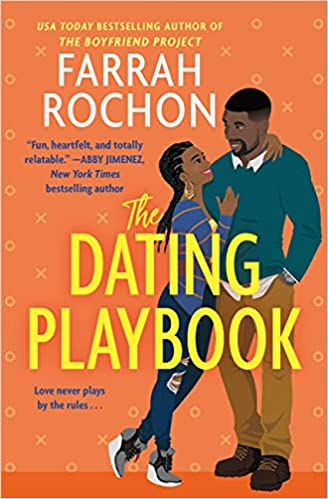 NEW RELEASE: THE DATING PLAYBOOK by Farrah Rochon