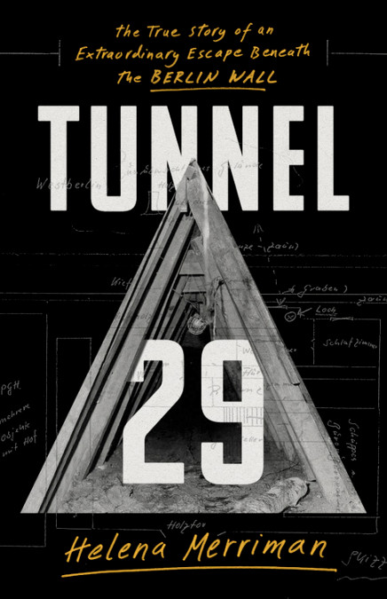 NEW RELEASE: TUNNEL 29 by Helena Merriman