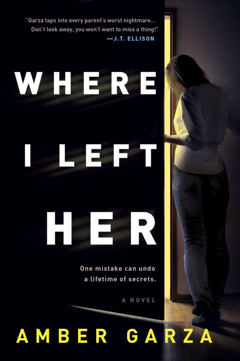 4.5-STAR REVIEW: WHERE I LEFT HER by Amber Garza