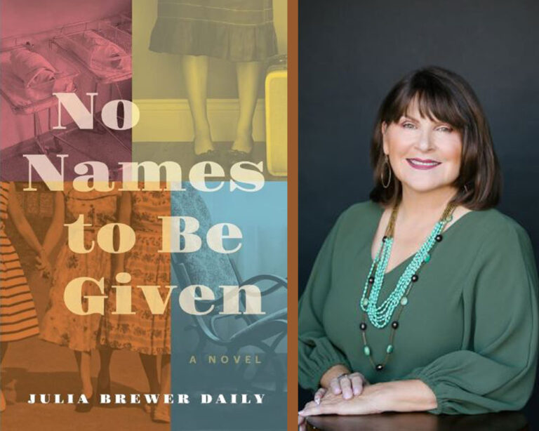 GUEST BLOG: Debut Novelist Over 60 by Julia Brewer Daily Plus Giveaway!