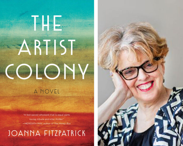 GUEST BLOG: Where Do Fictional Characters Come From by Joanna FitzPatrick Plus Giveaway!