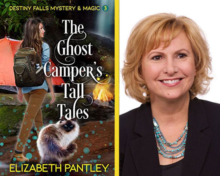GUEST BLOG: Writing Myself Into and Out of a Corner by Elizabeth Pantley Plus Giveaway!