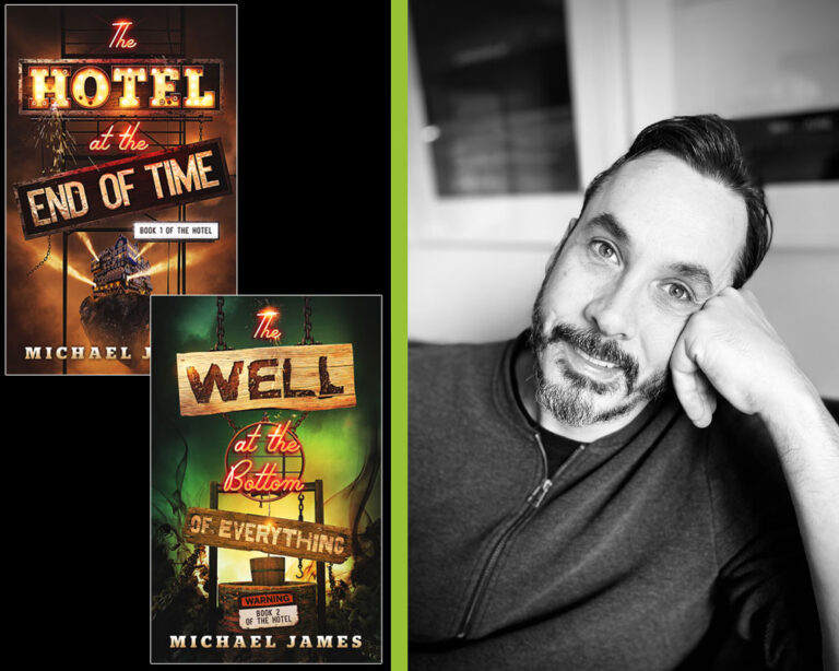 GUEST BLOG: Five Tips for Working With Beta Readers by Michael James Plus Giveaway!