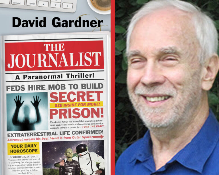GUEST BLOG: The Resistance by David Gardner Plus Giveaway!