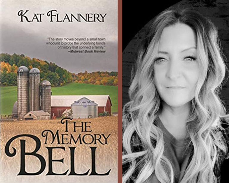 GUEST BLOG: Inspiration for the Book by Kat Flannery Plus Giveaway!
