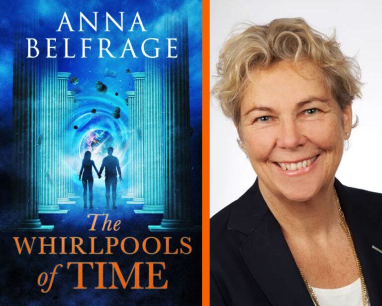GUEST BLOG: Of Time-Travel, Jacobites and Ungrateful Protagonists by Anna Belfrage Plus Giveaway!