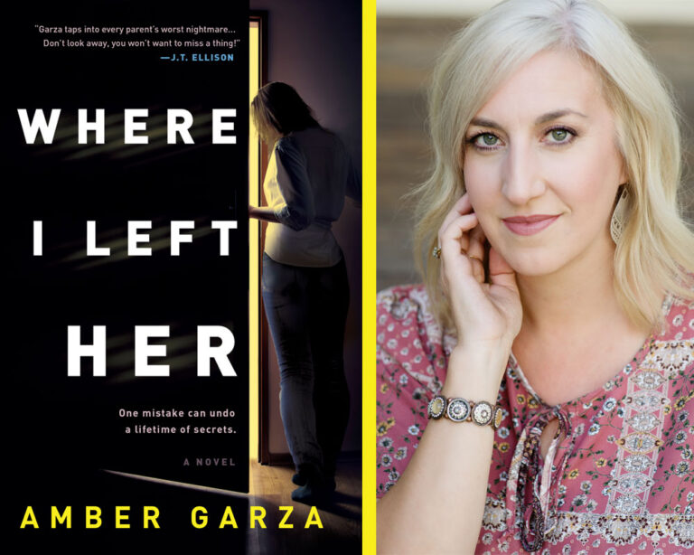 GUEST BLOG: When Book Research Becomes Personal by Amber Garza Plus Giveaway!