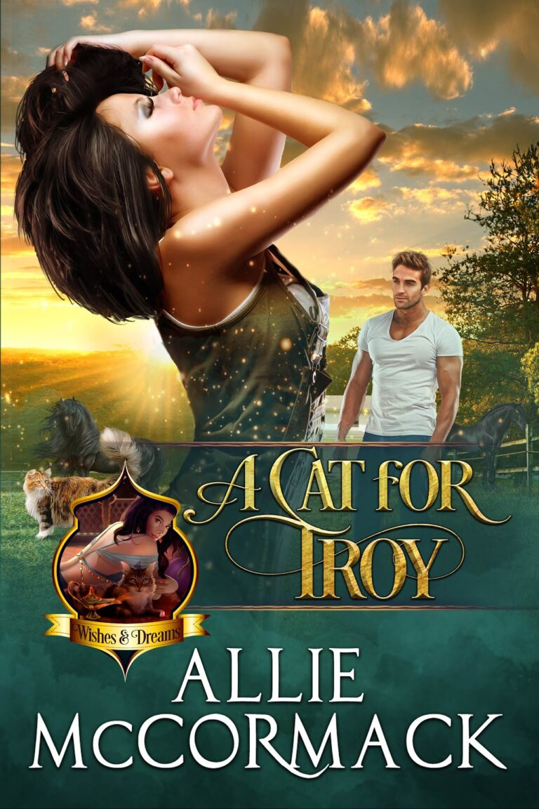 5-STAR REVIEW: A CAT FOR TROY by Allie McCormack