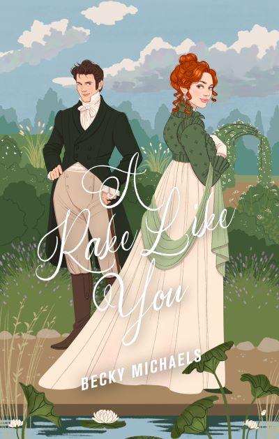 4-STAR REVIEW: A RAKE LIKE YOU by Becky Michaels
