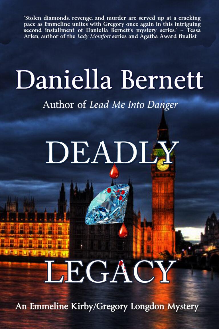 4.5 STAR REVIEW: DEADLY LEGACY by Daniella Bernett