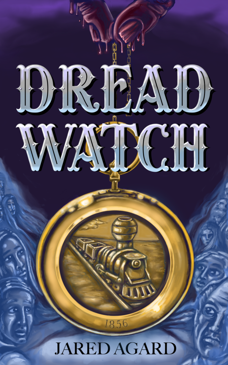 BOOK BLAST: DREAD WATCH by Jared Agard Plus Giveaway!
