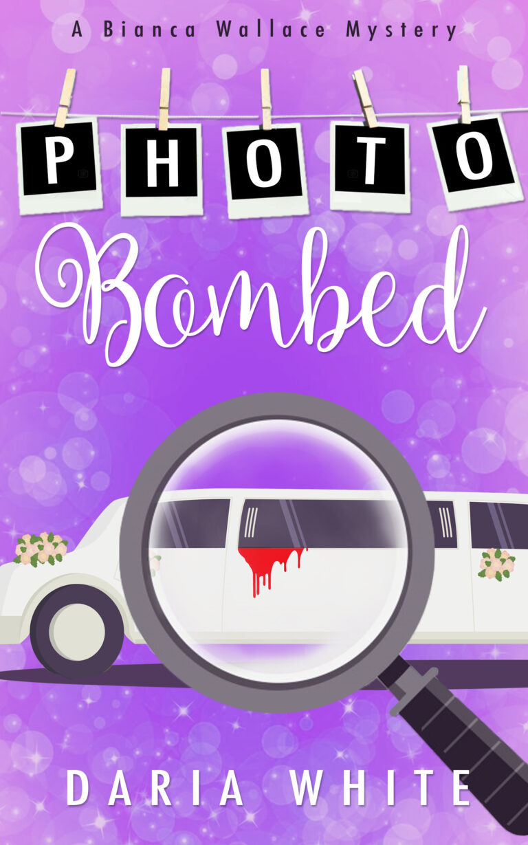 BOOK BLAST: PHOTO BOMBED by Daria White Plus Giveaway!