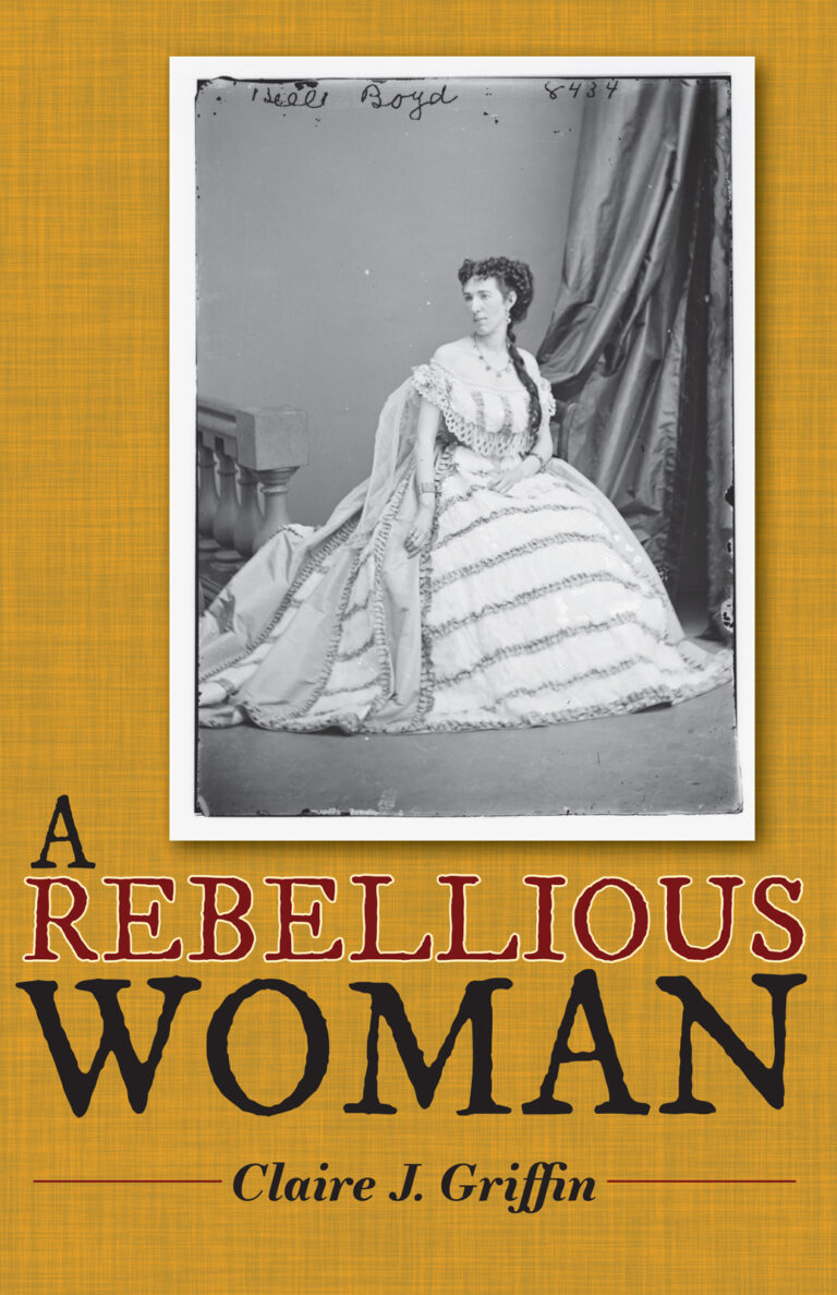 4-STAR REVIEW: A REBELLIOUS WOMAN by Claire J. Griffin