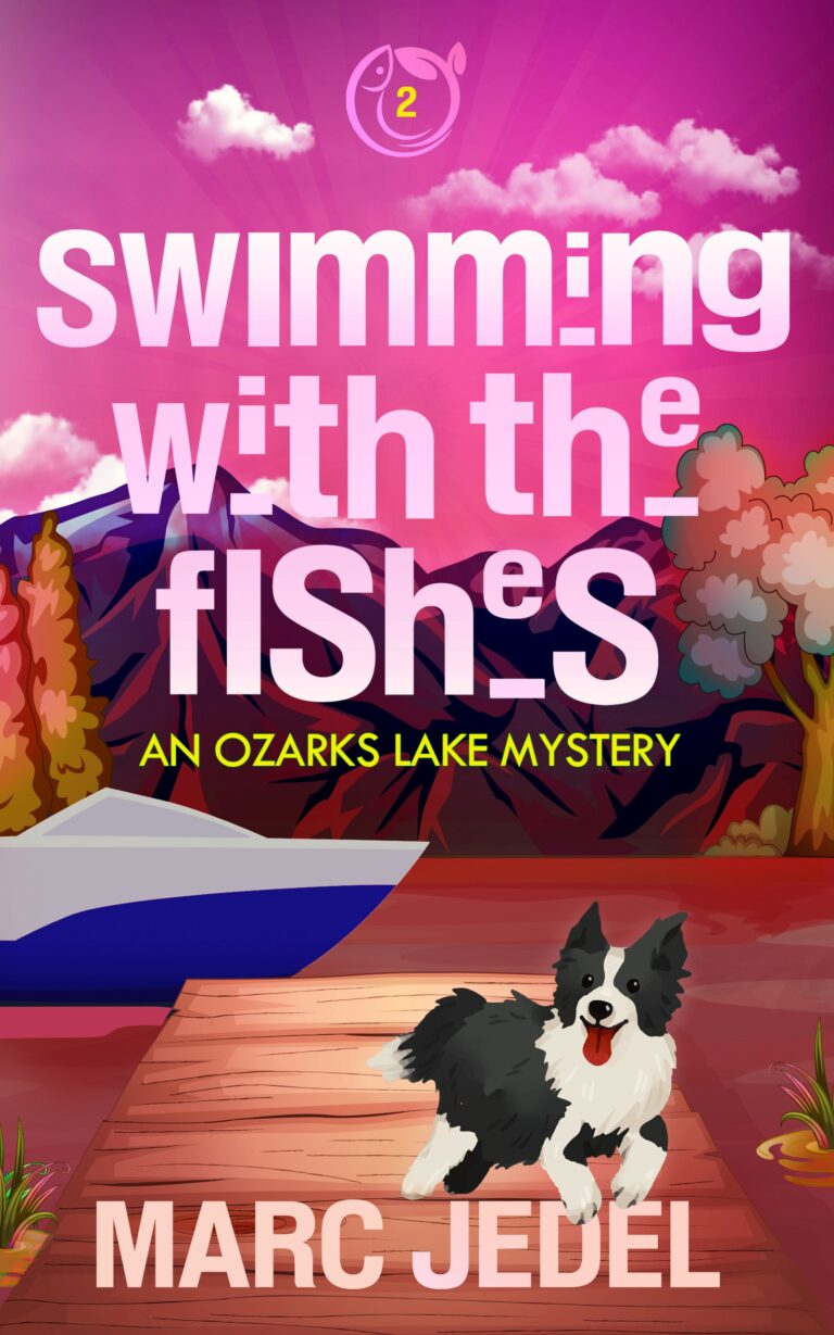 4-STAR REVIEW: SWIMMING WITH THE FISHES by Marc Jedel