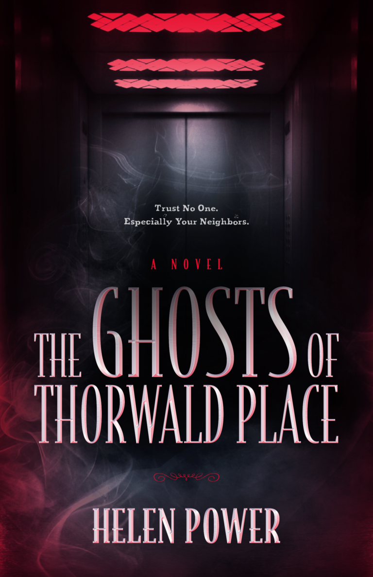 5-STAR REVIEW: THE GHOSTS OF THORWALD PLACE by Helen Power