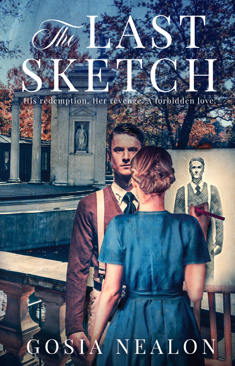 4-STAR REVIEW: THE LAST SKETCH by Gosia Nealon