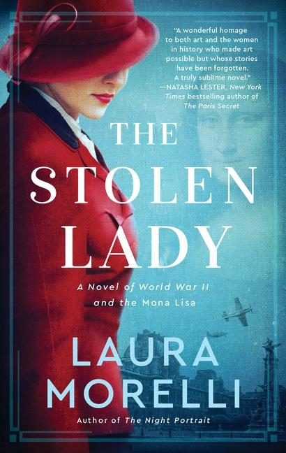 NEW RELEASE: THE STOLEN LADY by Laura Morelli