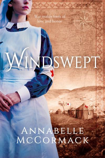 5-STAR REVIEW: WINDSWEPT by Annabelle McCormack