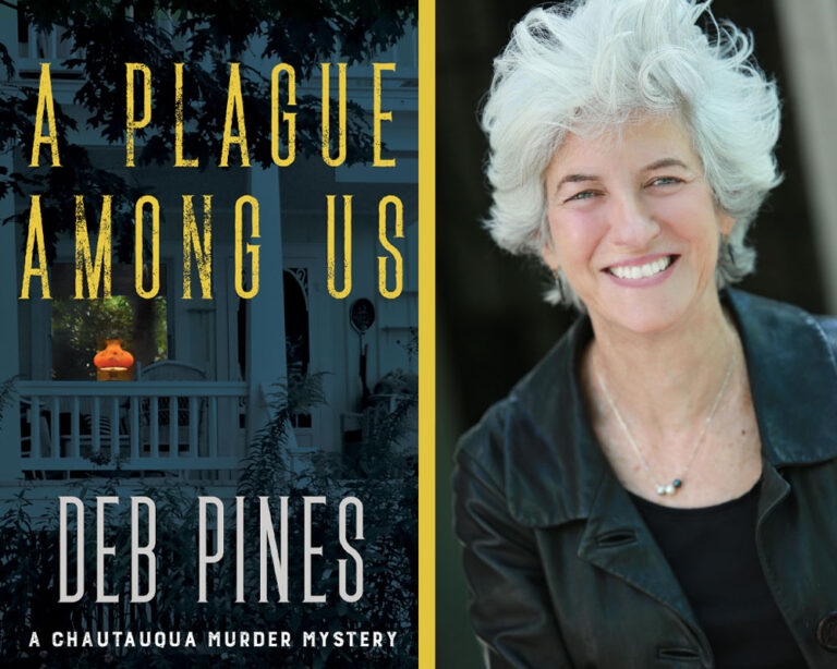 GUEST BLOG: How a Glowing Review Inspired Me by Deb Pines Plus Giveaway!