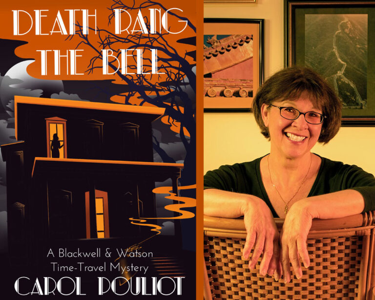 GUEST BLOG: Characters That Grab Me by Carol Pouliot Plus Giveaway!