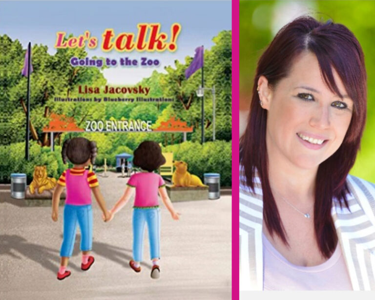 INTERVIEW: With Children's Book Author, by  Lisa Jacovsky Plus Giveaway!