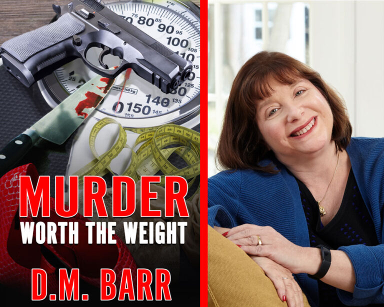 GUEST BLOG: Why Would I Risk Losing an Agent Over a Novel? by D.M. Barr Plus Giveaway!