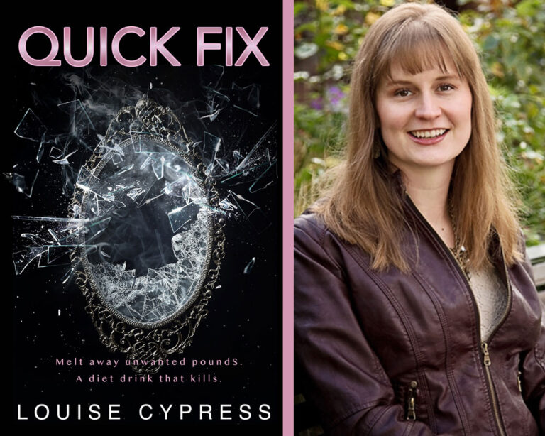 GUEST BLOG: Is Louise Cypress a real person? by Louise Cypress Plus Giveaway!