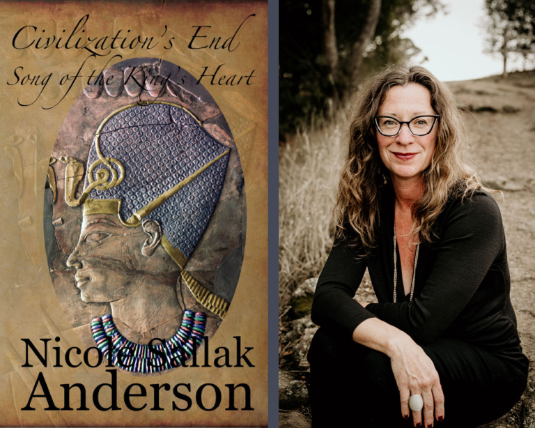 GUEST BLOG: Muse Magic by Nicole Sallak Anderson Plus Giveaway!
