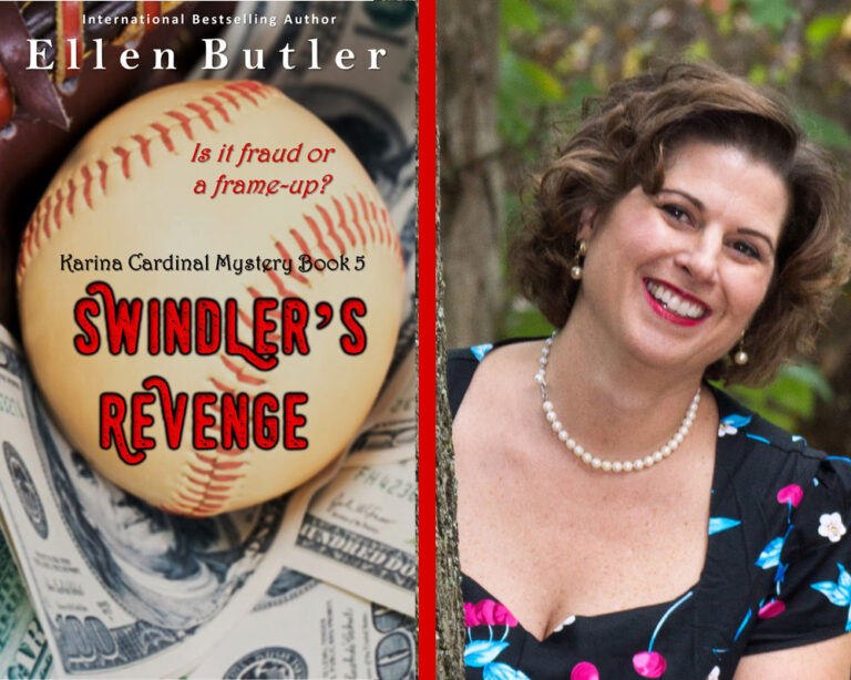 GUEST BLOG: Top 5 Female Mystery Authors From the Past by Ellen Butler Plus Giveaway!