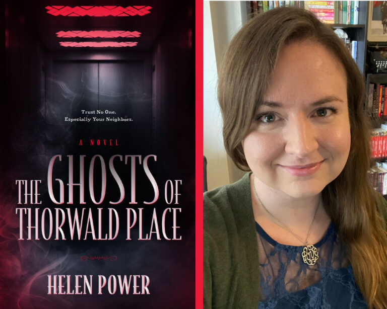 GUEST BLOG: Drawing Inspiration from a Classic by Helen Power Plus Giveaway!