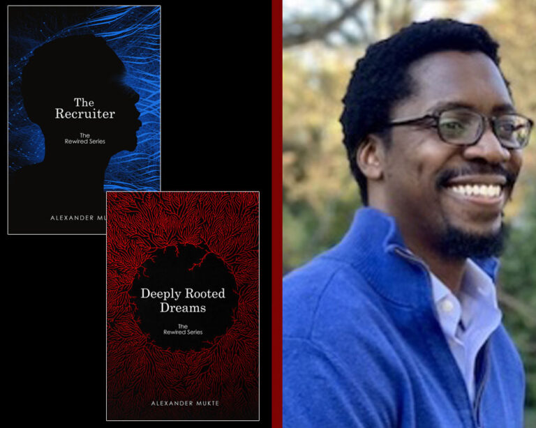 GUEST BLOG: The Hardest Part About Writing Is… by Alexander Mukte Plus Giveaway!