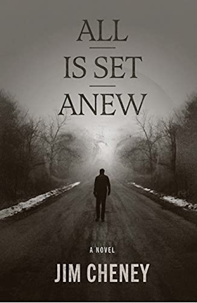 BOOK BLAST: ALL IS SET ANEW by Jim Cheney Plus Giveaway!