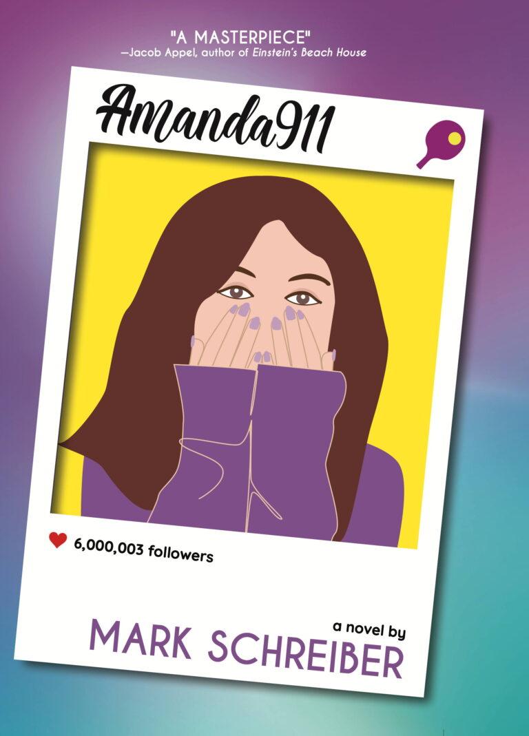 BOOK BLAST: AMANDA911 by Mark Schreiber Plus Giveaway!