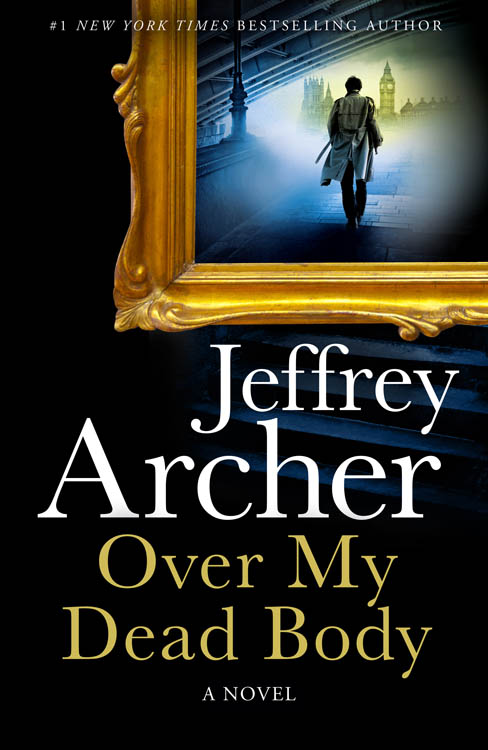 5-STAR REVIEW: OVER MY DEAD BODY by Jeffrey Archer