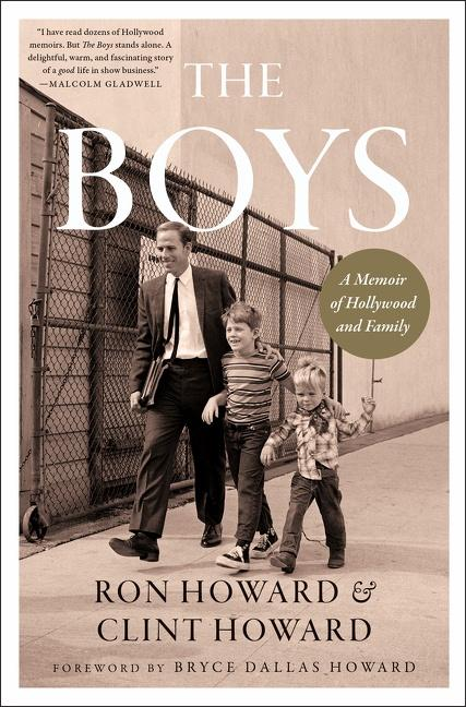 NEW RELEASE: THE BOYS by Ron Howard and Clint Howard
