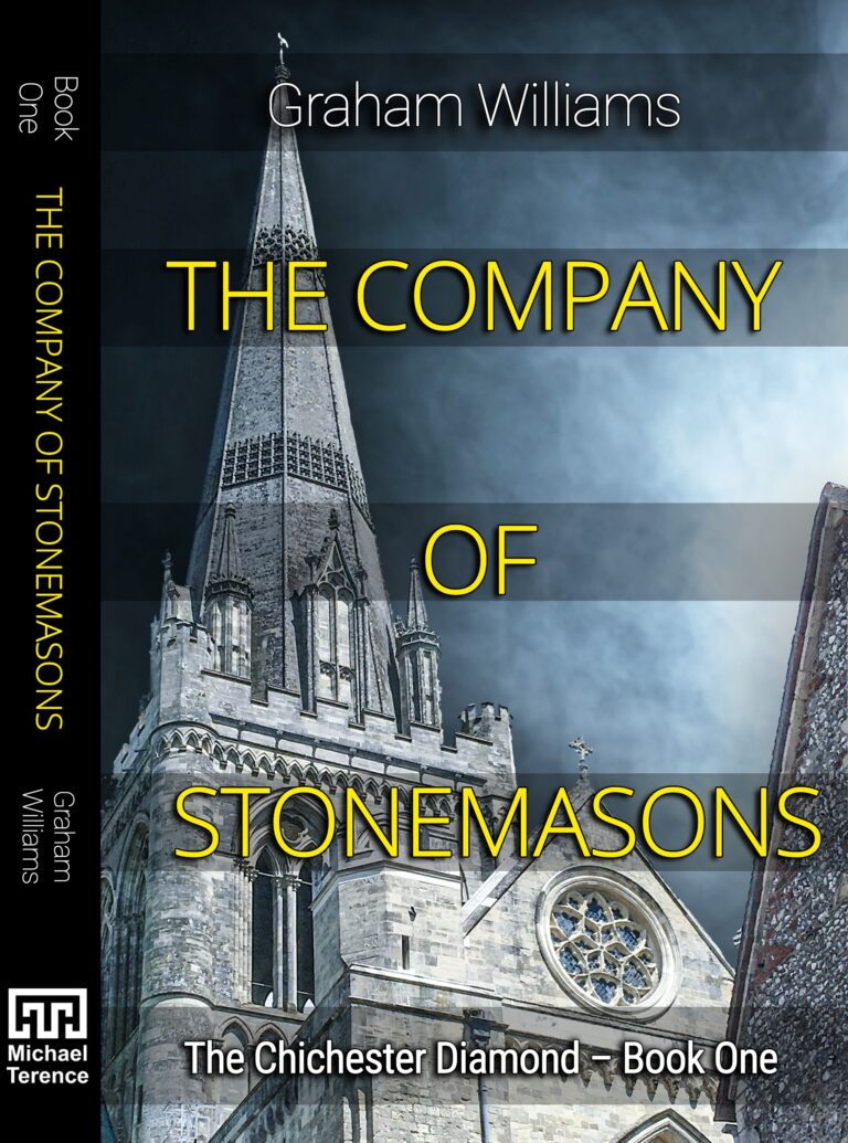BOOK BLAST: THE COMPANY OF STONEMASONS by Graham Williams Plus Giveaway!