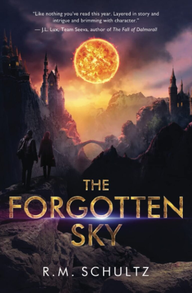 BOOK BLAST: THE FORGOTTEN SKY by R.M. Schultz Plus Giveaway!