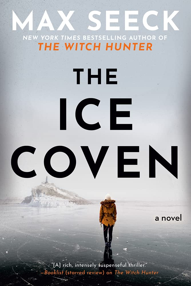 5-STAR REVIEW: THE ICE COVEN by Max Seeck