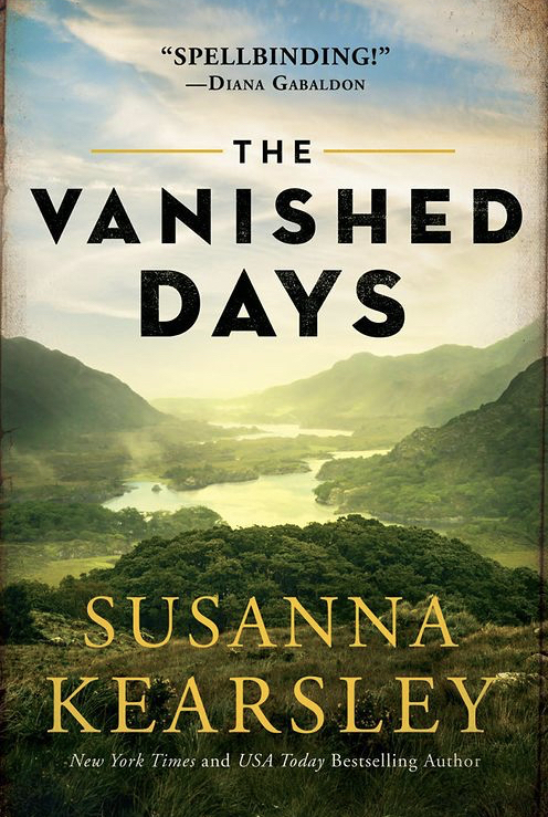 4.5-STAR REVIEW: THE VANISHED DAYS by Susanna Kearsley