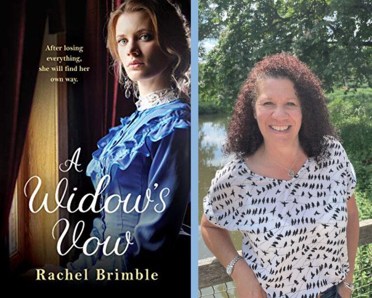 INTERVIEW: With Historical Romance Author Rachel Brimble Plus Giveaway!
