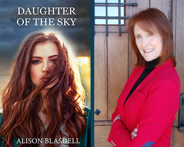 GUEST BLOG: The Out-of-the-Normal Experience That Started My Career as a Novelist by Alison Blasdell Plus Giveaway!
