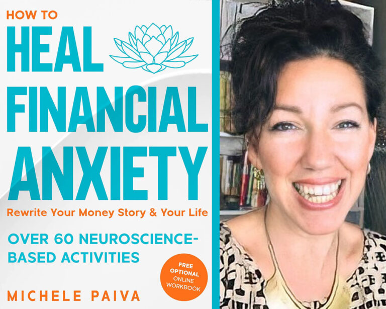 INTERVIEW: With Financial Advisor Michele Paiva by Plus Giveaway!