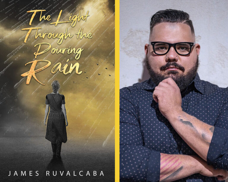 GUEST BLOG: What Inspired Me To Write My Book by James Ruvalcaba Plus Giveaway!