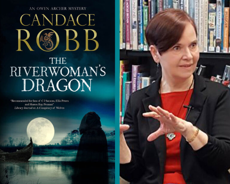 GUEST BLOG: Magda Digby—Midwife, Healer, Enigma by Candace Robb Plus Giveaway!