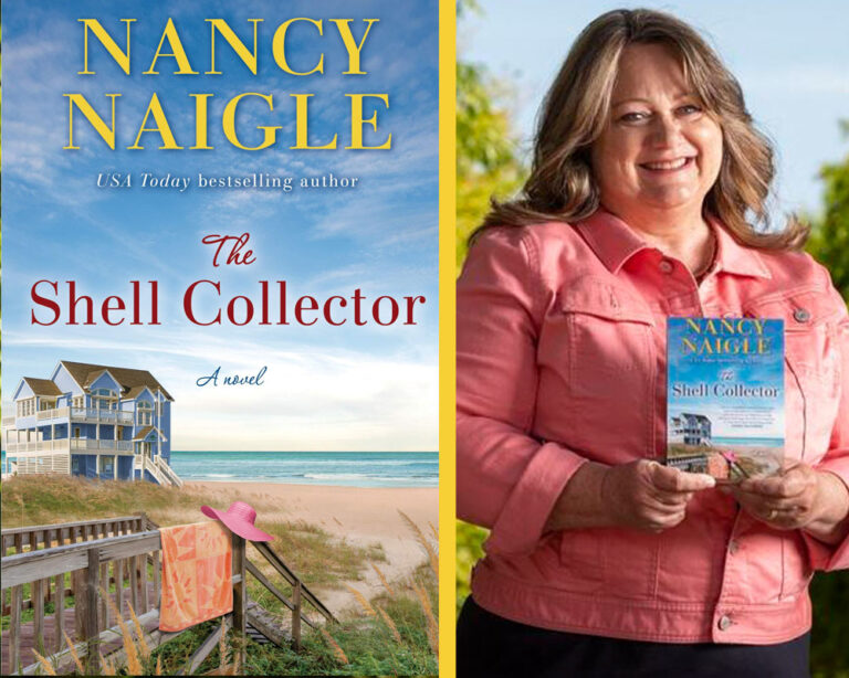 GUEST BLOG: The Inspiration for The Shell Collector by Nancy Naigle Plus Giveaway!