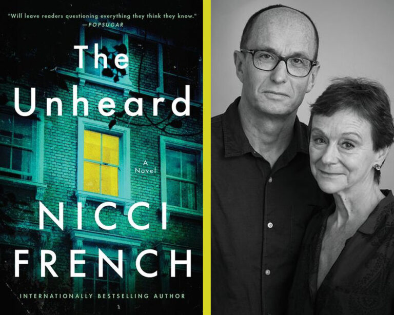 INTERVIEW: With Internationally Bestselling Author Nicci French Plus Giveaway!
